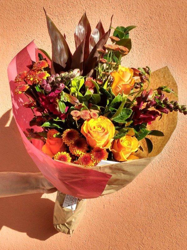 buquê de flores M