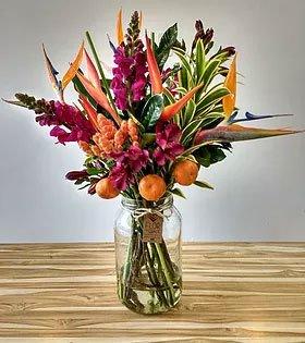Flor da Cidade | Ateliê de Flores Online